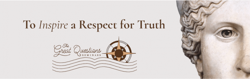 To inspire a respect for truth