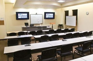 High Tech Classroom 1304 in South Austin Campus