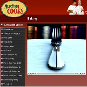 Austin Cooks screenshot