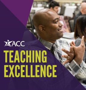 acc teaching excellence