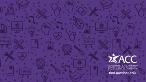 purple background with designs