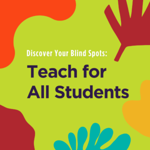 Logo text: Teach for All Students