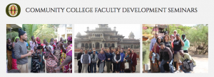 COMMUNITY COLLEGE FACULTY DEVELOPMENT SEMINARS