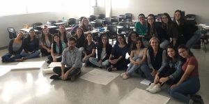 Blanca Alvarado in Costa Rica classroom