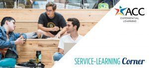 Service-Learning Corner