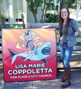 Lisa Marie Coppoletta (LMC)