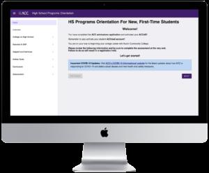High School Programs Orientation
